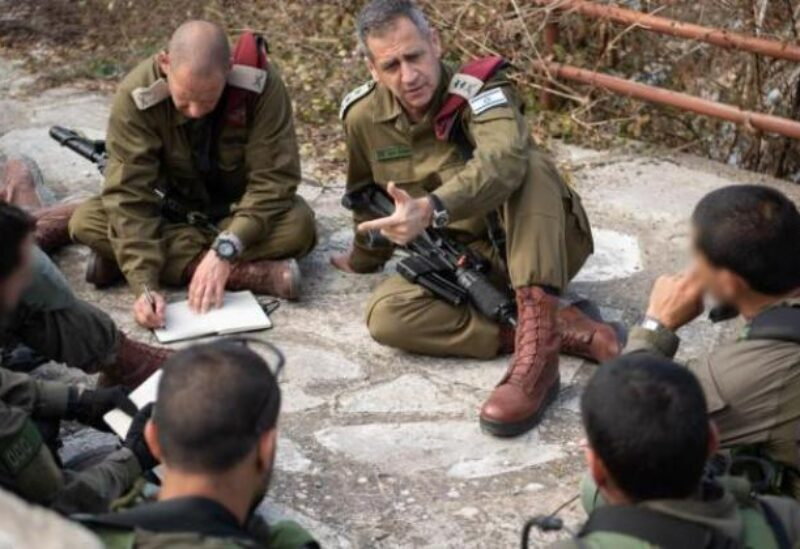 Le chef d'état-major israélien, Aviv Kohavi