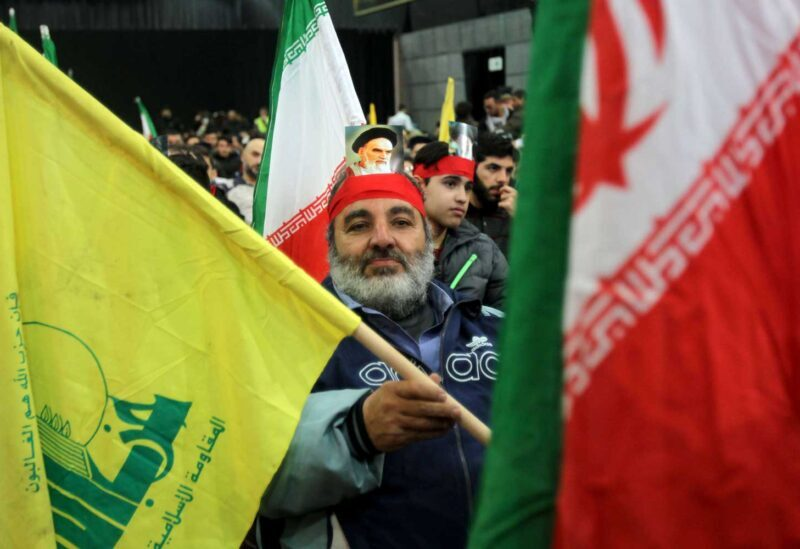 Depuis un des rassemblements du Hezbollah