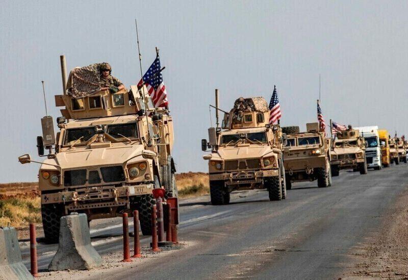 Patrouille américaine dans le nord de la Syrie