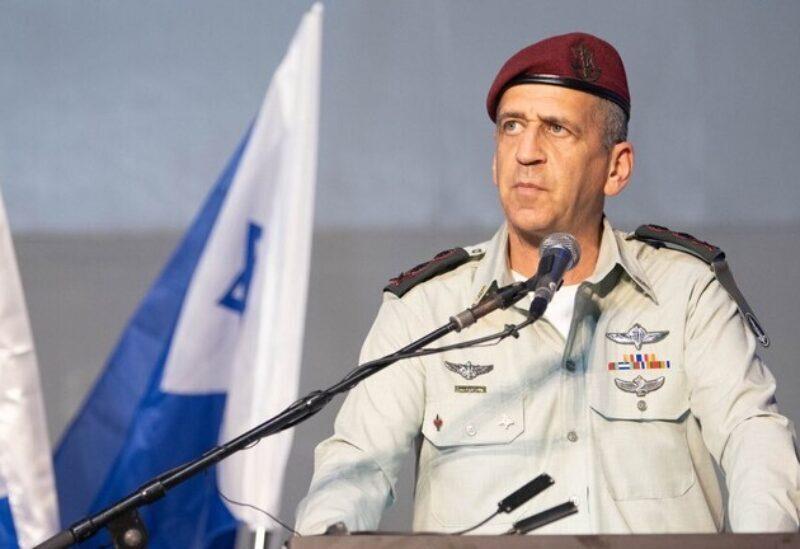 Chef d'état-major de l'armée israélienne Aviv Kochavi