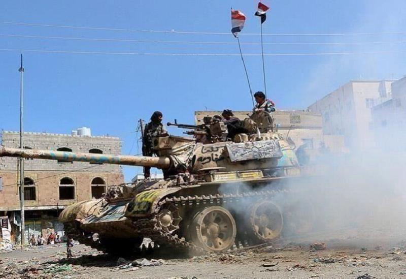Des Membres de l'armée yéménite - archives