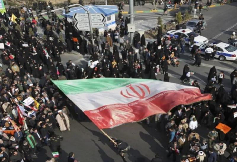 Des manifestations en Iran - archives