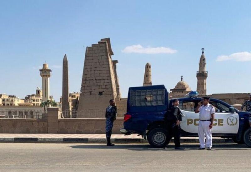 Des services de sécurité en Egypte