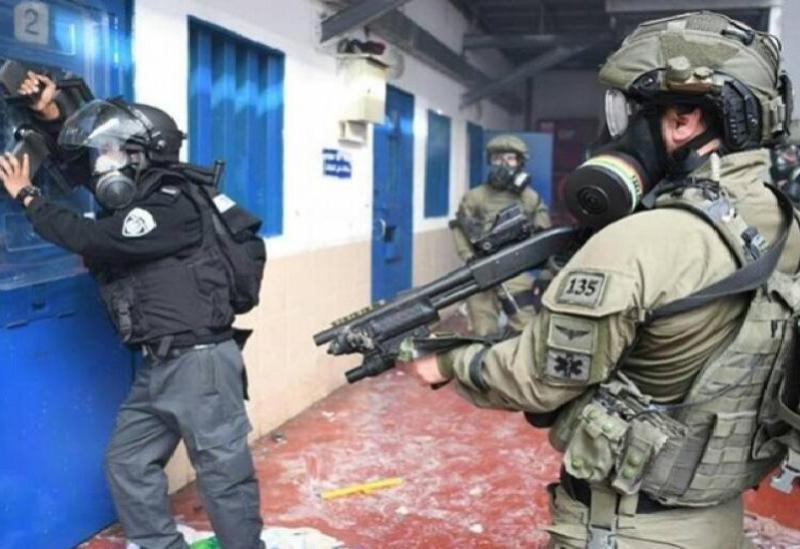 Des tensions dans les prisons de l'occupation