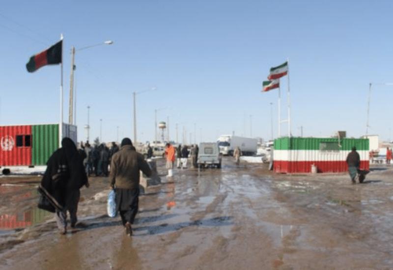 Frontières entre l'Iran et l'Afghanistan