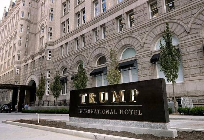 Hôtel Trump