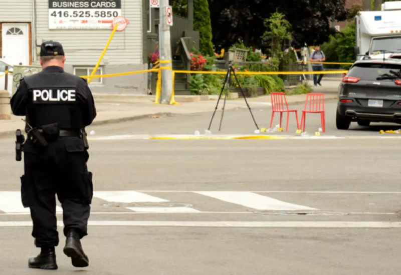 La Police canadienne