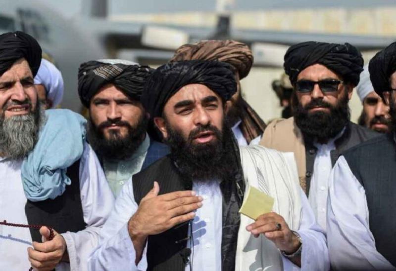 La direction des talibans