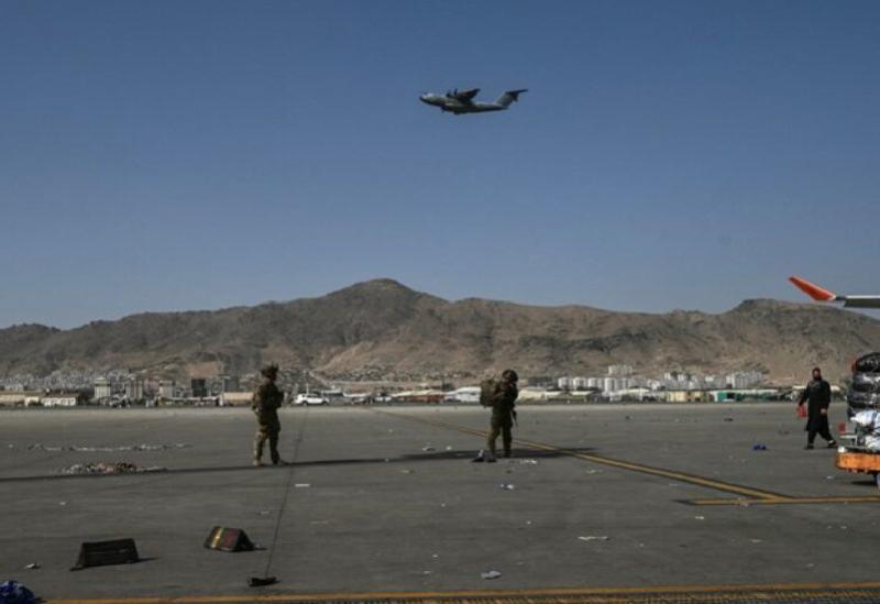 L'aéroport de Kaboul-