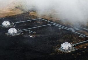 Le CO2 est l'un des plus grands défis auxquels le monde est confronté