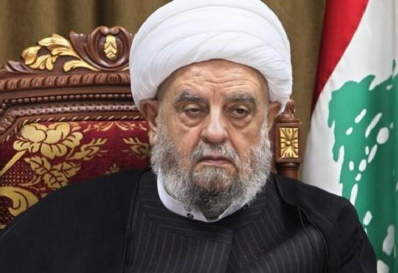 Le Cheikh Abdul Amir Qabalan