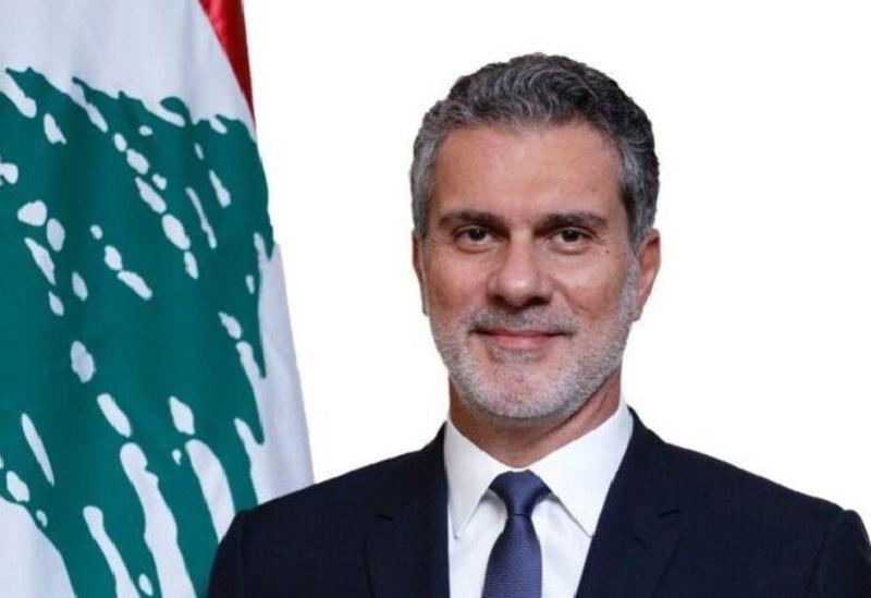 Le Ministre du Tourisme Walid Nassar