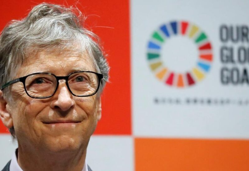 Le milliardaire américain Bill Gates