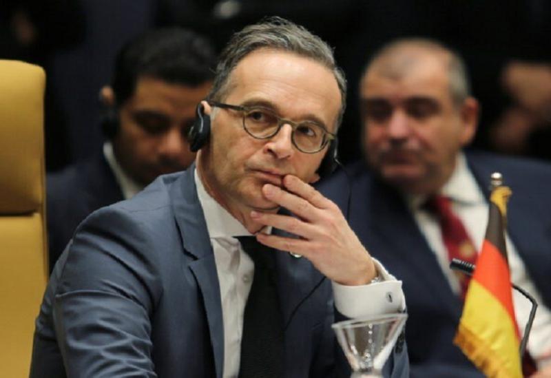Le ministre allemand des Affaires étrangères Heiko Maas