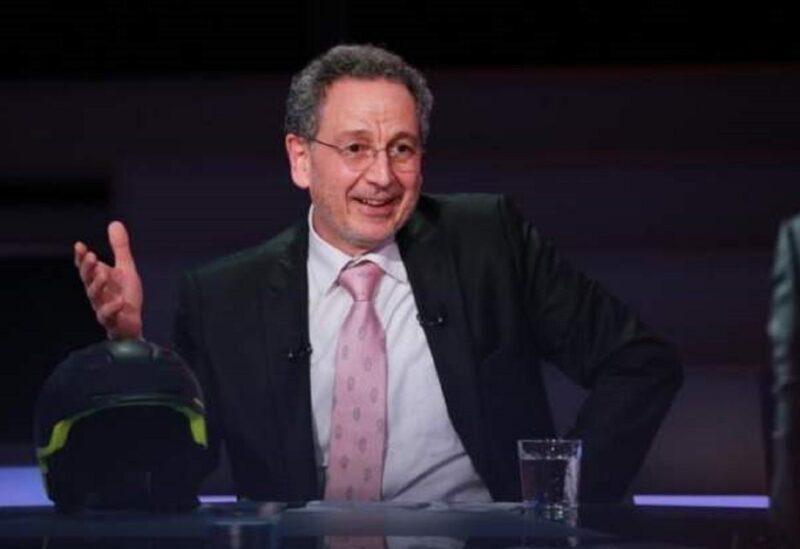 Le ministre de l'Economie Raoul Nehme
