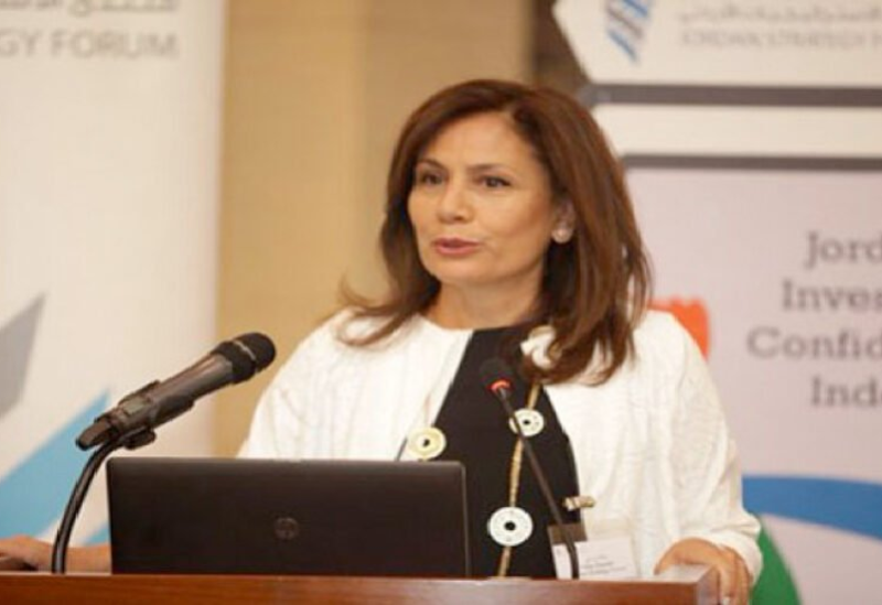 Le ministre jordanien de l'Énergie