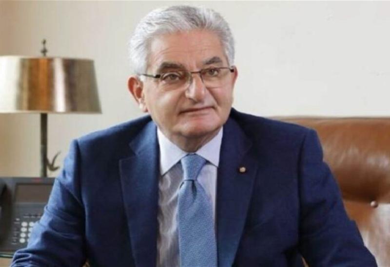 Le président de l'Association des Banques Salim Sfeir