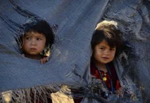 Les enfants afghans
