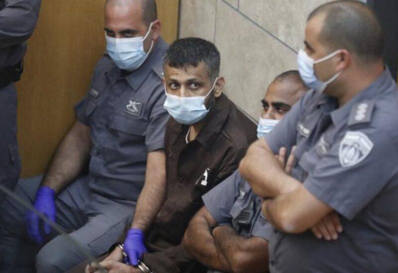 Prisonnier palestinien Mohammed Al-Arida