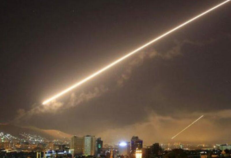 Raids israéliens sur la Syrie-Archives