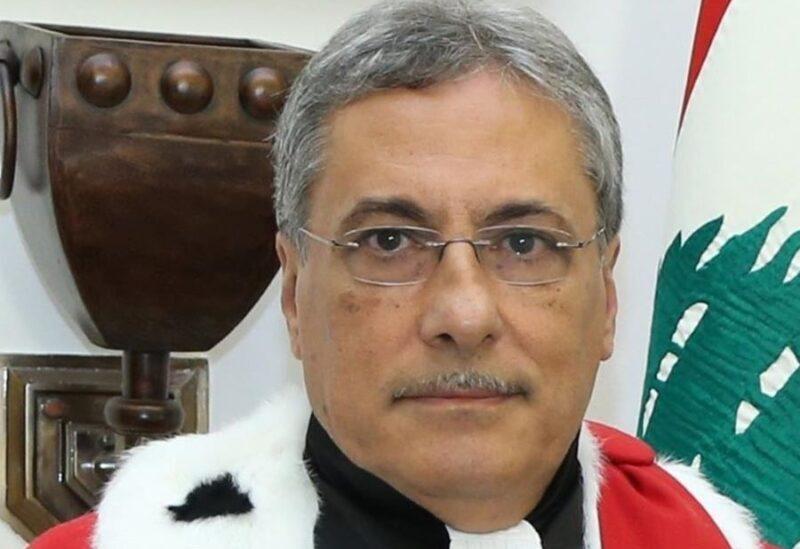 Le nouveau ministre de la Justice, Henry Khoury