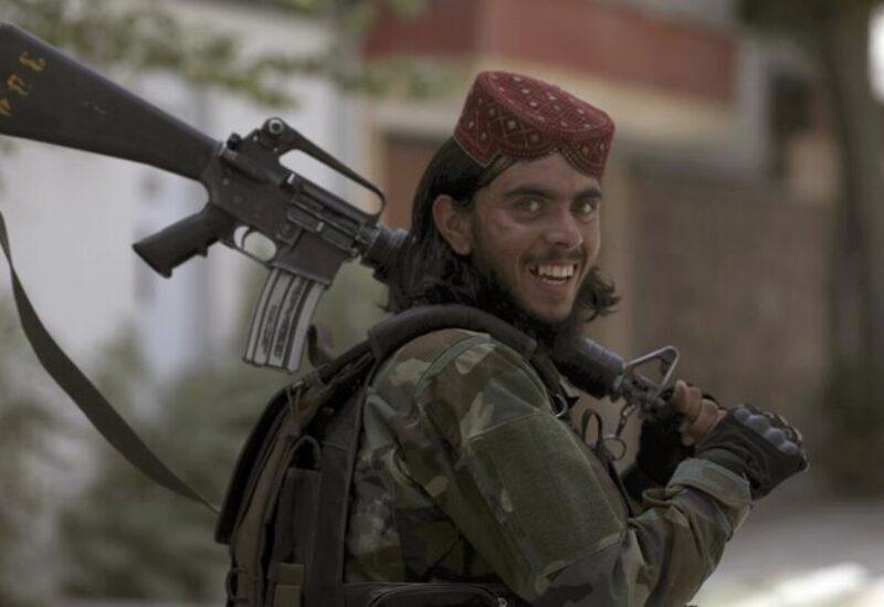 Un membre des talibans