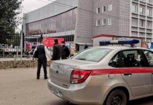 Une fusillade dans une université russe