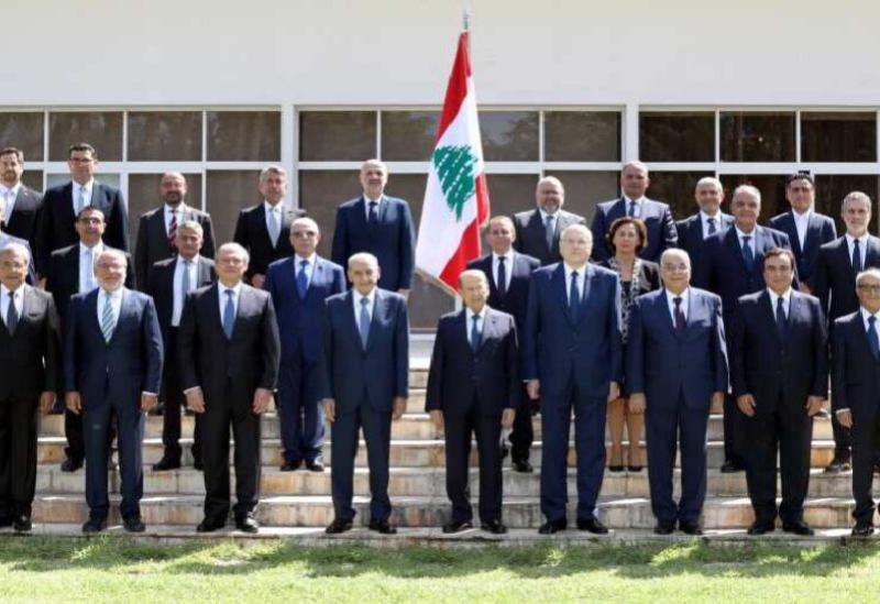 Une photo souvenir pour le nouveau gouvernement