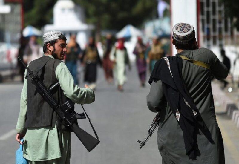 Éléments talibans