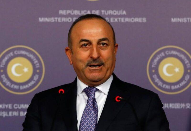 Le ministre turc des Affaires étrangères, Mevlut Çavuşoğlu