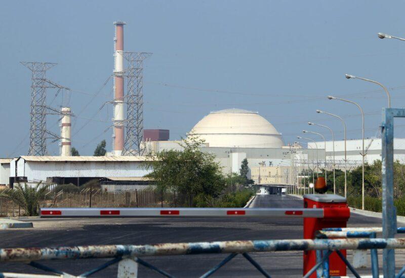 La centrale nucléaire iranienne de Bouchehr