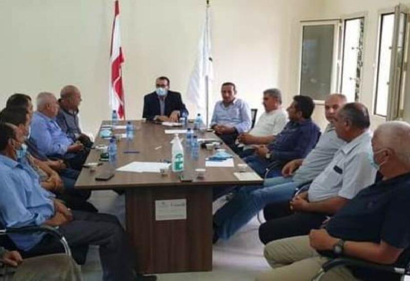 La Fédération des municipalités d'Al-Dreeb