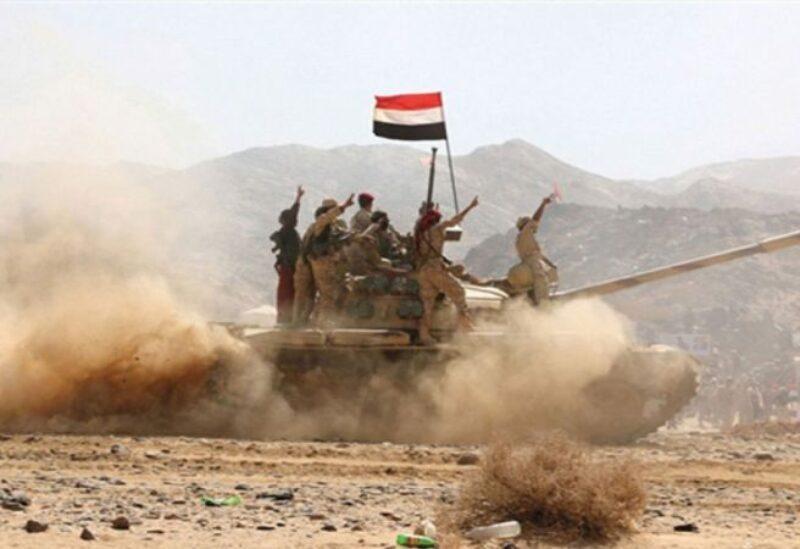 L'armée yéménite
