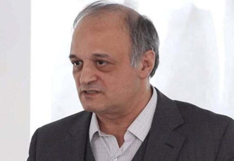 Président de l'ordre des dentistes du Liban Roger Rubeiz