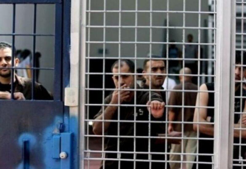 Des prisonniers palestiniens
