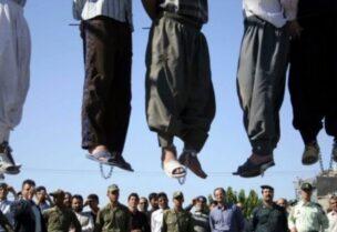 L'exécution en Iran