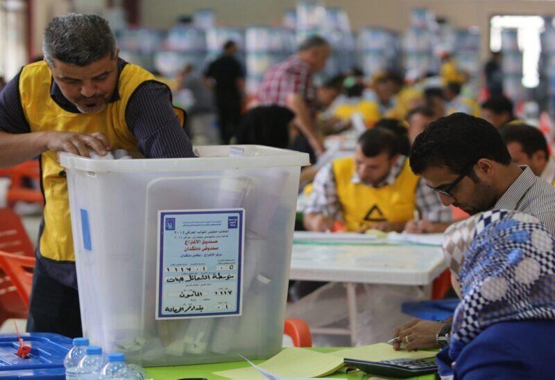 Les élections irakiennes