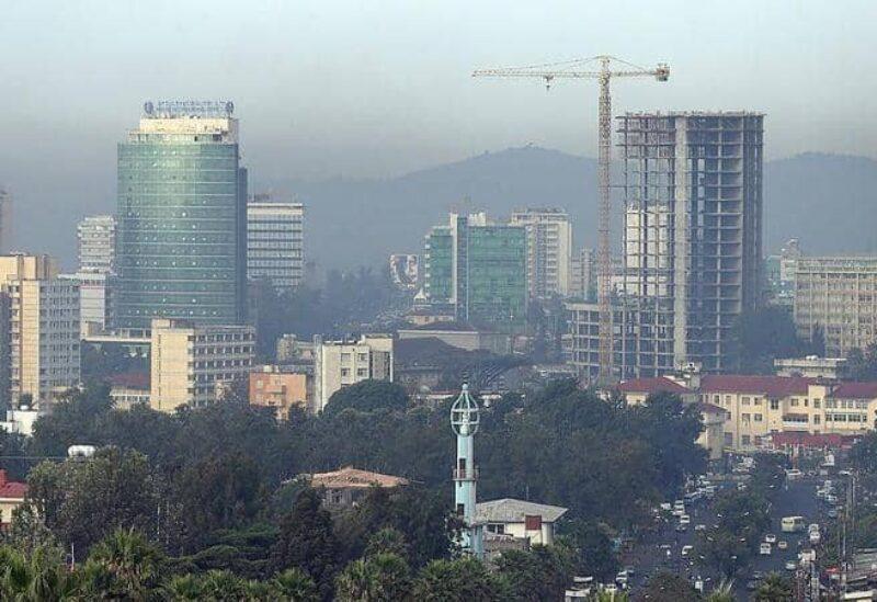 La capitale éthiopienne, Addis Abeba