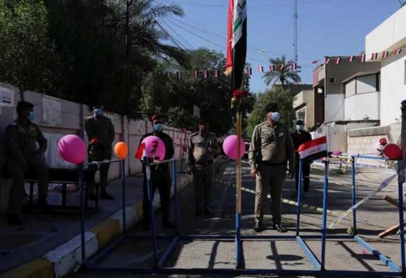 Les élections en Irak