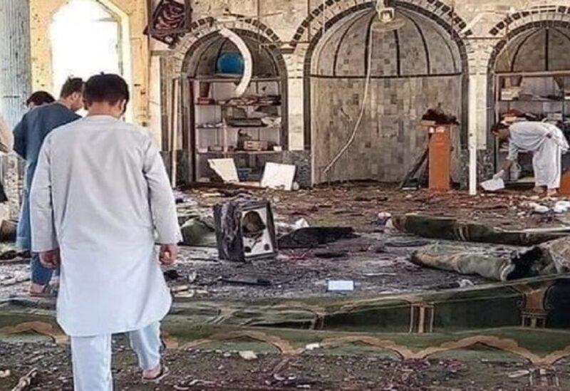 L'ISIS revendique l'attentat à la bombe contre une mosquée en Afghanistan
