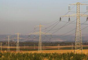 Un réseau électrique