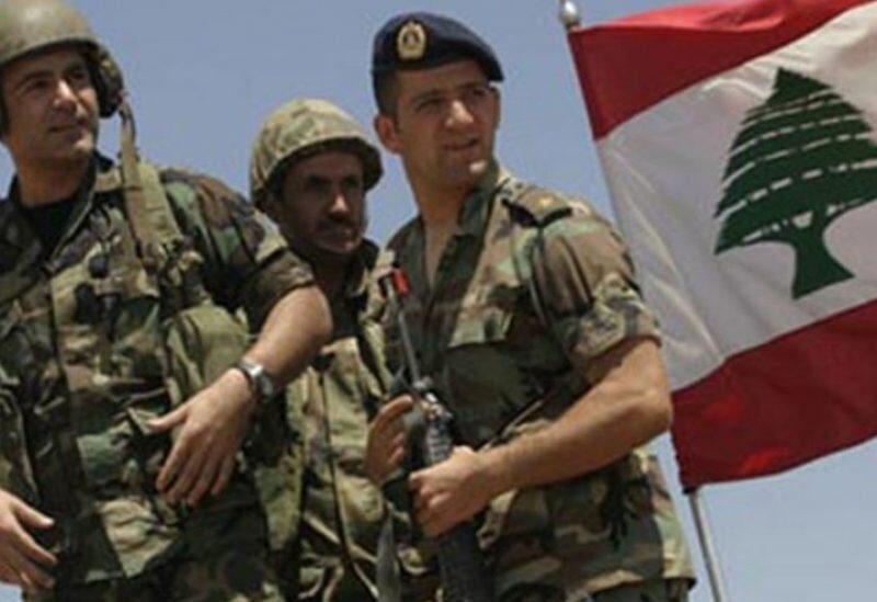 L'armée libanaise - Archive