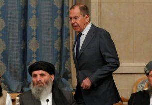 Délégation des talibans à Moscou