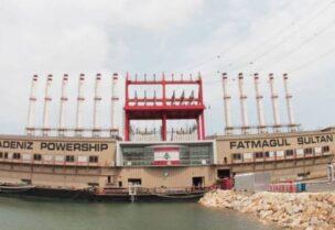 Le navire Fatima Gül