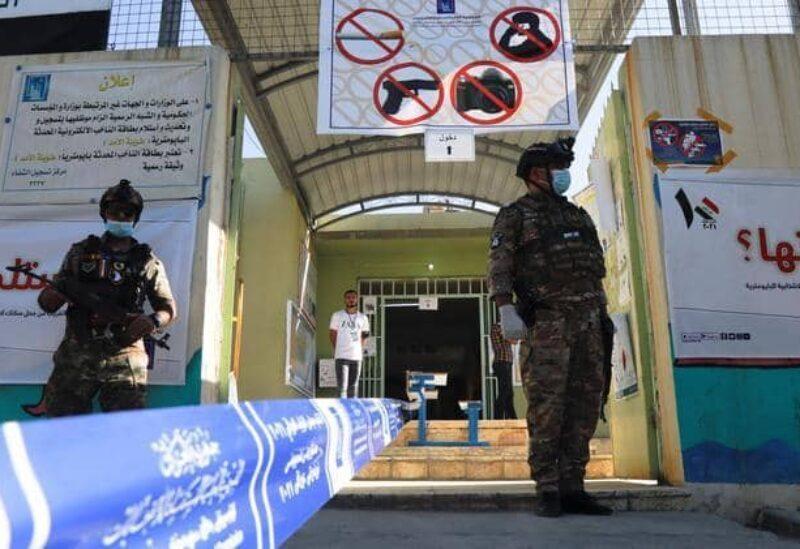 Le début des élections parlementaires en Irak