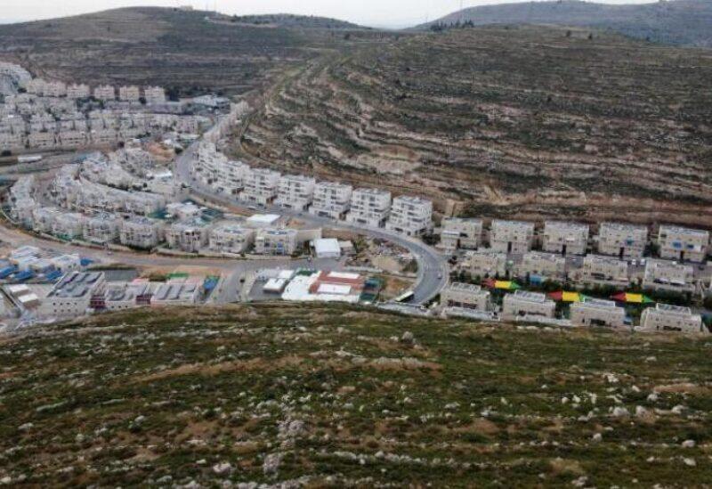 Des colonies israéliennes - Archive