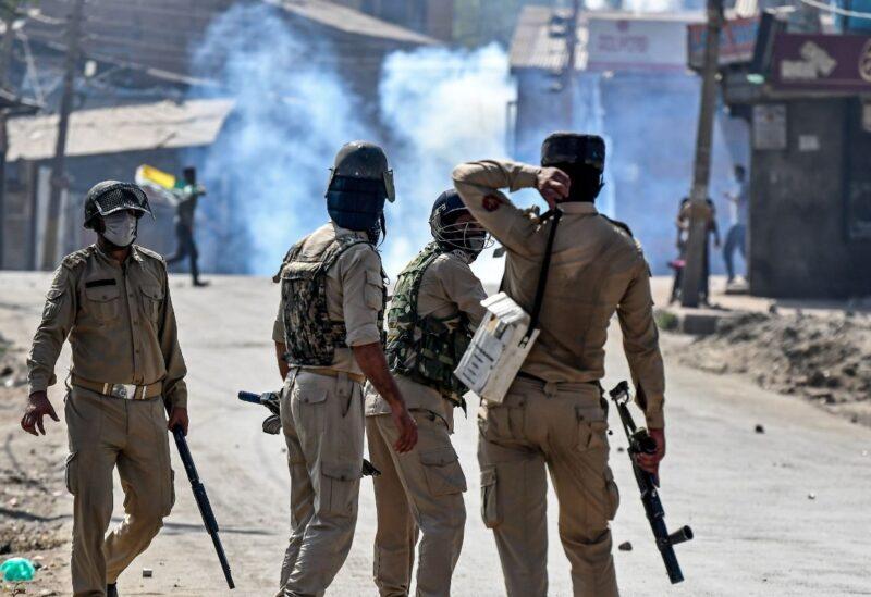 Affrontements dans la partie indienne du Cachemire