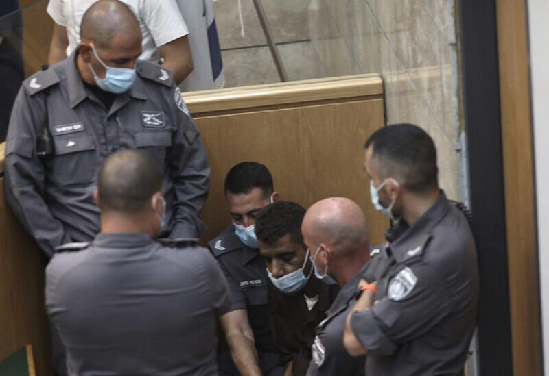 Le prisonnier palestinien Zakaria Al-Zubaidi