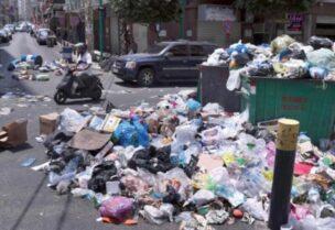 Déchets à Beyrouth