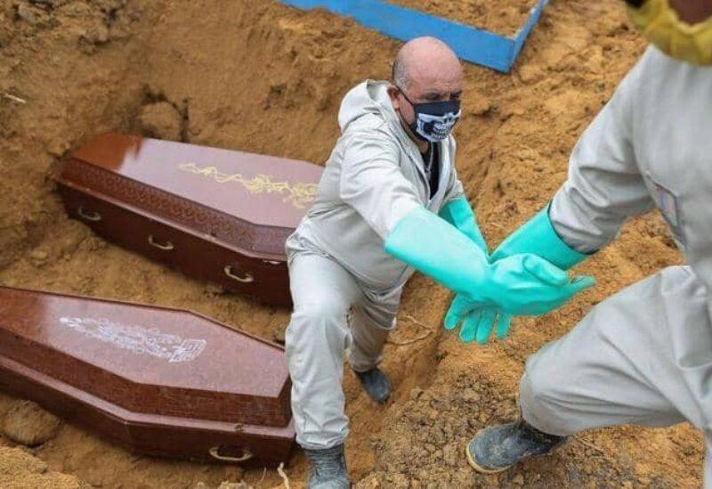 Augmentation du nombre de victimes de corona au Brésil